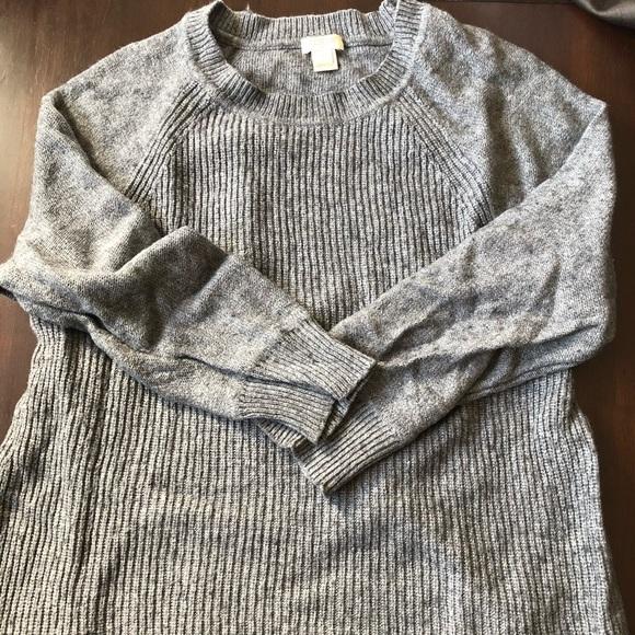 J. Crew Sweaters - Cropped sleeve sweater